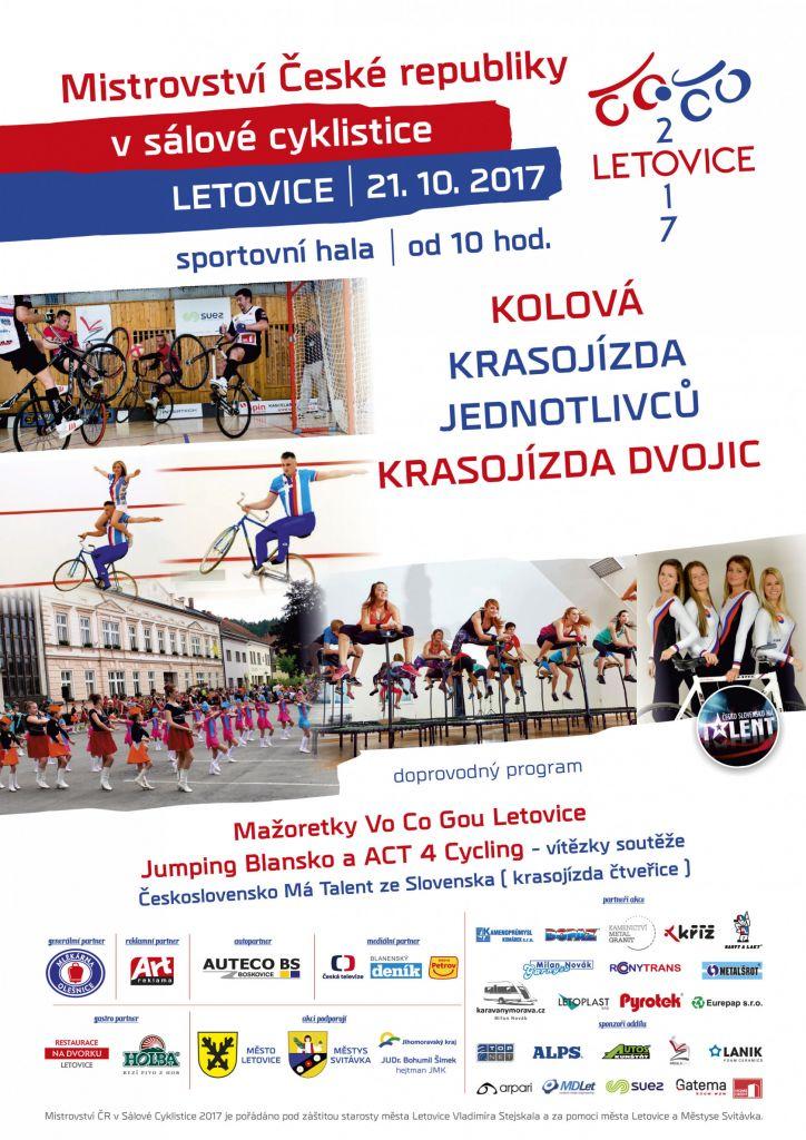 Mistrovství ČR v sálové cyklistice 1