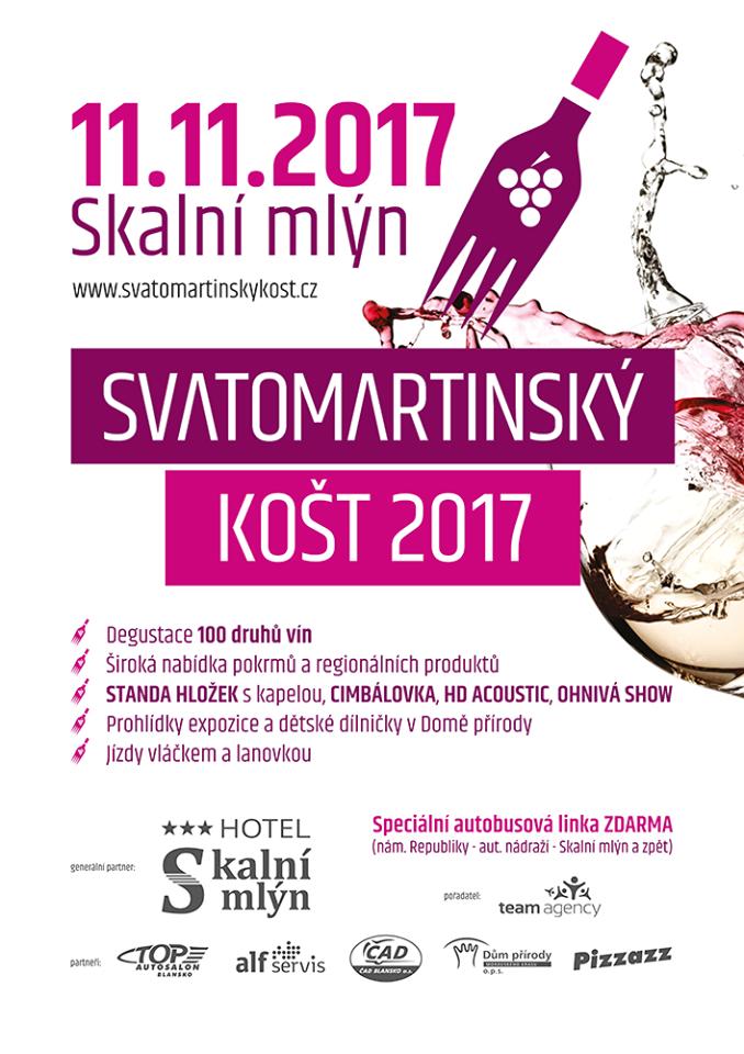 Svatomartinský košt vína  1