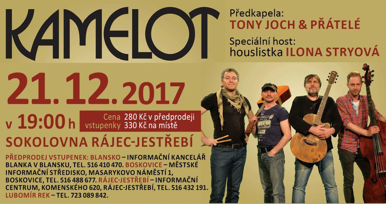 KAMELOT a Roman Horký - koncert  1