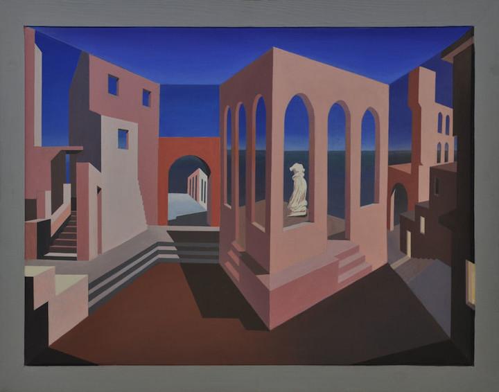 Karel Dokoupil - Obrazy 3D 1