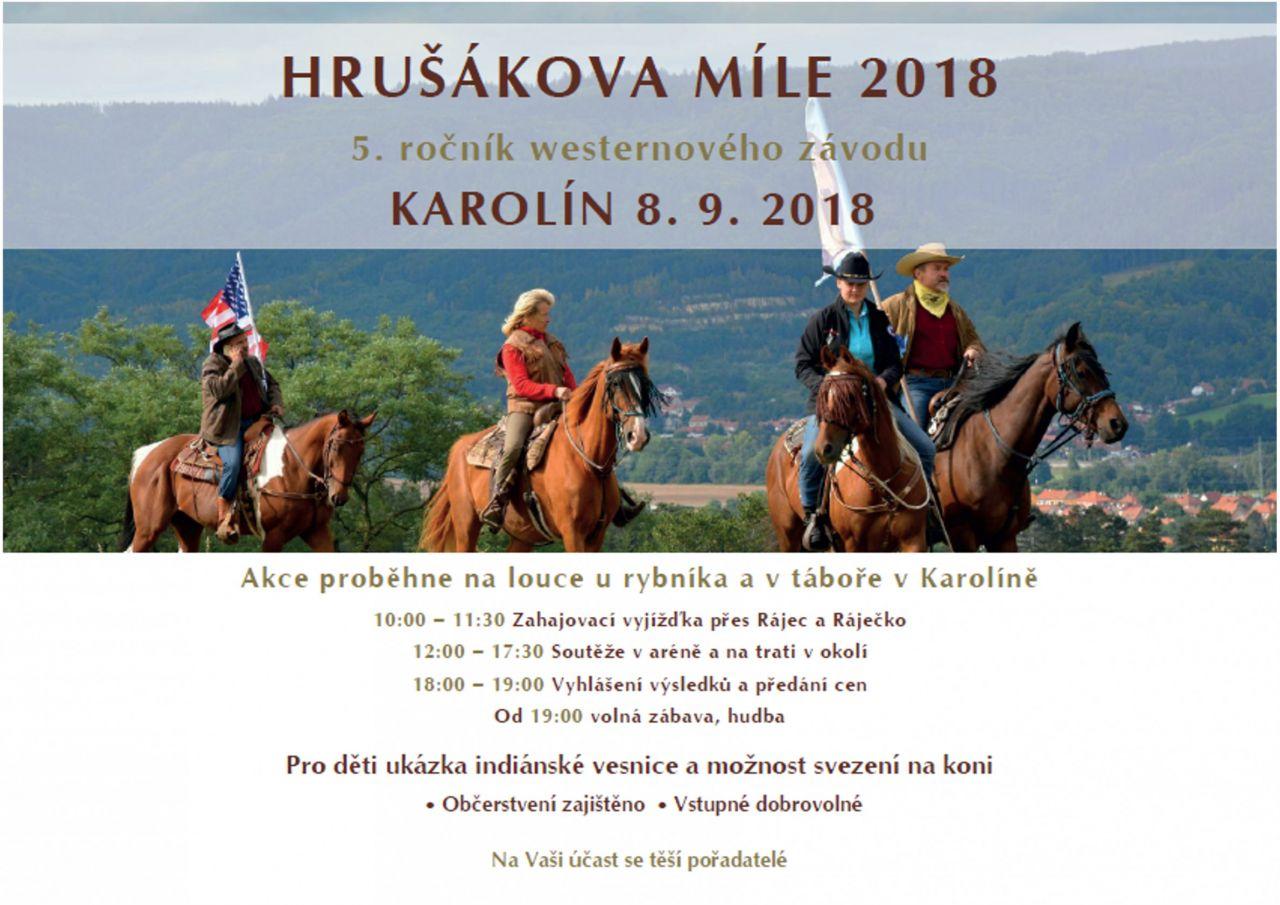 Hrušákova míle