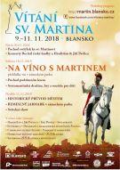Vítání Svatého Martina 1