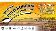 I. rájecké polívkobraní & festival minipivovarů  1