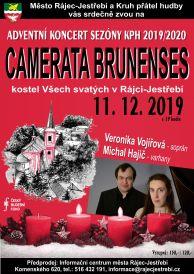 Adventní koncert Camerata Brunenses  1