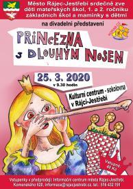 Princezna s dlouhým nosem 1