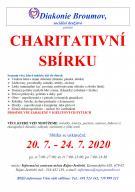 ZRUŠENO !!! Charitativní sbírka  1