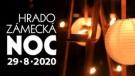 Hradozámecká noc 2020 1