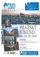 Pražský víkend 1