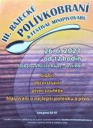 III. Rájecké polívkobraní & festival minipivovarů  1